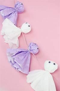 Girlande Selber Machen : diy party girlande selber machen kreative diy halloween deko basteln happy halloween ~ Orissabook.com Haus und Dekorationen