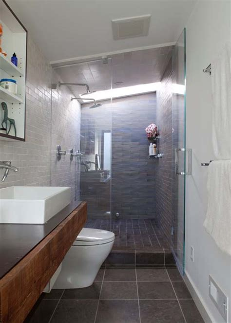 narrow bathroom design ideas for home home design ideas