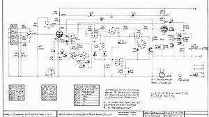A10 Mk1 Pcu  Preamp Control Unit  Circuit Diagram