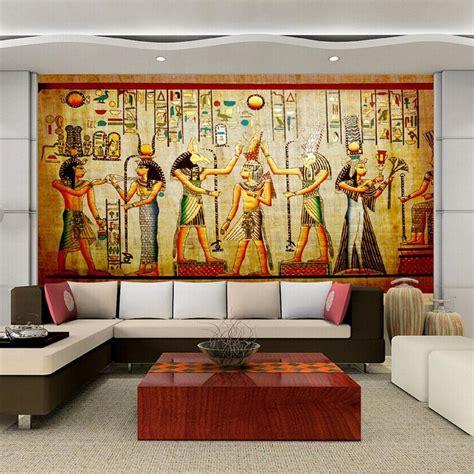 egyptian wall murals vintage photo wallpaper custom