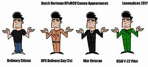 Butch Hartman DPxMCU Cameo Appearances. by LooneyAces on ...
