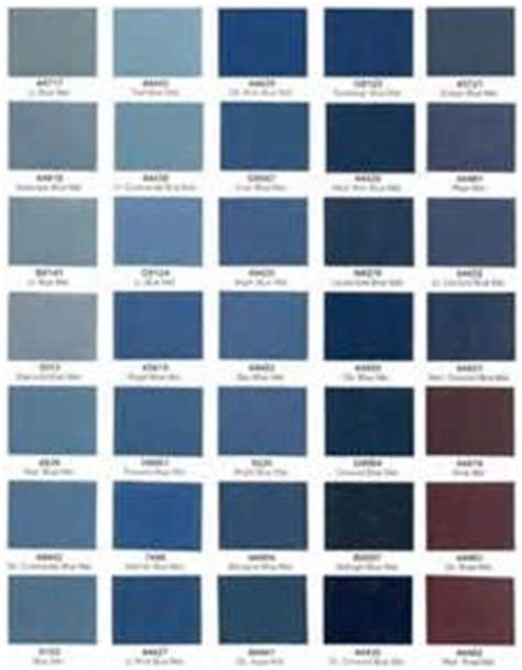 blue steel color blue gray paint swatches homespiration