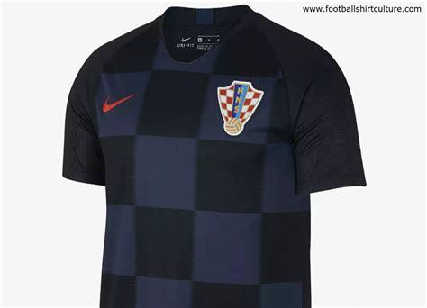 Croatia World Cup Nike Away Kit Kits