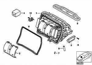 Original Parts For E46 318i N42 Sedan    Heater And Air