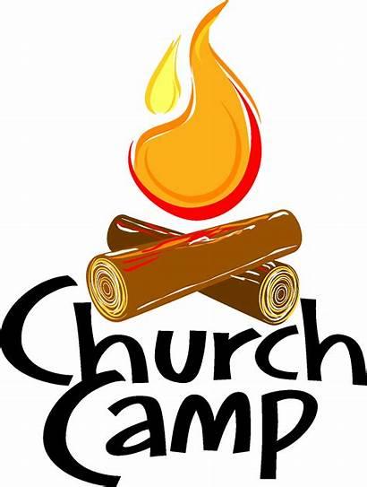 Summer Clipart Camp Church Clip