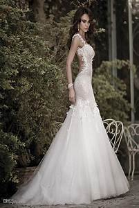 40 stunning wedding dresses 2014 2015 fashion fuz for Stunning wedding dresses