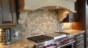 Slate Backsplashes For Kitchens Slate Kitchen Backsplash Traditional Other Metro By Lunada Bay Tile