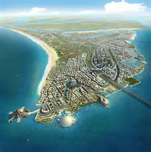 Saadiyat-Island-Aerial-view