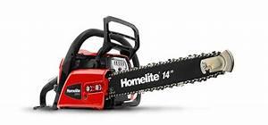 14in  42cc Chainsaw  Ut10640   U2013 Homelite