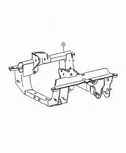 Jeep Liberty Cradle  Front Suspension   All V6 Engines