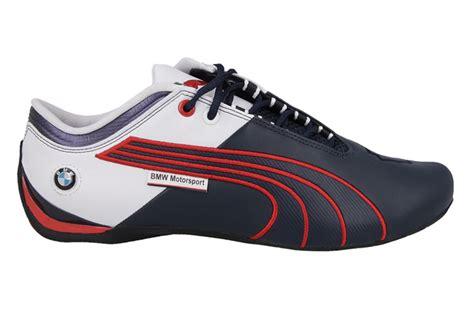 Men's Shoes Puma Bmw Ms Future Cat M1 Leather 305258 02