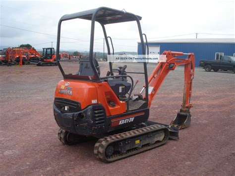 mini excavator  depth area rental sales