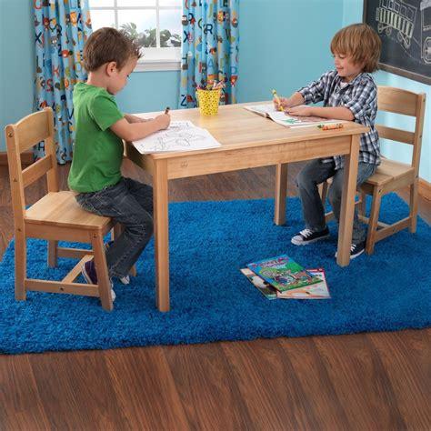 kidkraft nantucket table shop kidkraft nantucket pastel rectangular kid s play 2096