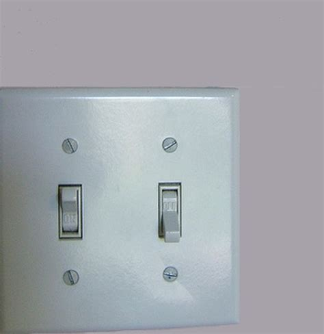 How Wire Two Light Switches With One Power Supply Hunker