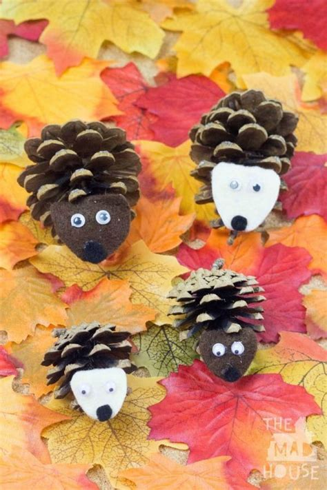 easy fall kids crafts      ojays