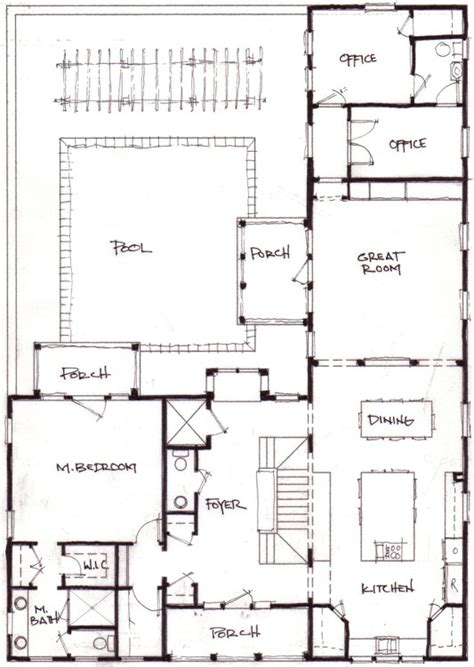 one two bedroom house plans so what was with the original idea the york times