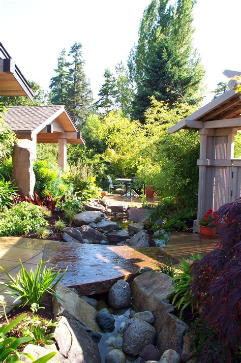 japanese style landscaping house garden designs asian style landscape northwest home style ideas
