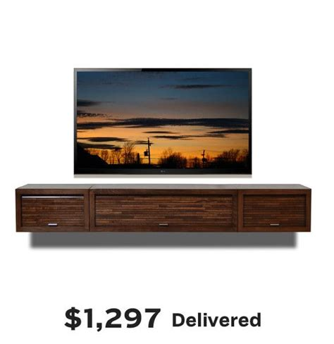 floating entertainment center wall mounted floating tv stand entertainment center eco geo mocha the o jays entertainment