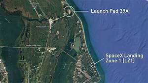 News - SpaceX's Dragon to launch from historic space site ...