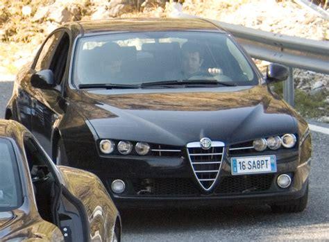 Alfa Romeo 159  Bond Lifestyle