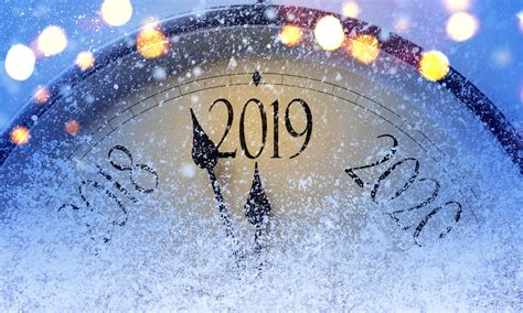 2018 New Year's Events In Georgetown