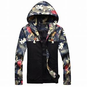 Windbreaker Jacket With Hood | Designer Jackets