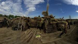 See 360 U00b0 View Of World War I Trenches Where Revolutionary