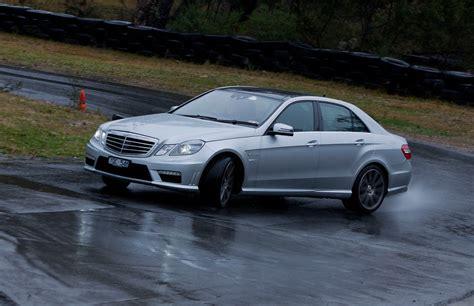 Bmw M5 V Jaguar Xfr V Mercedes-benz E63 Amg