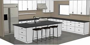 kitchen design sample pictures peenmediacom With sample of kitchen cabinet designs