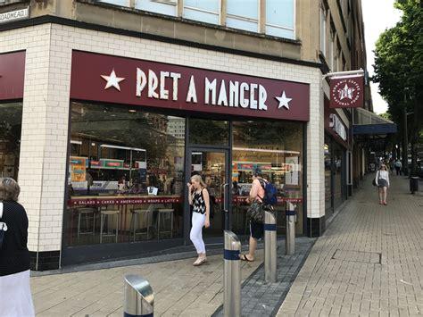 Pret-A-Manger: Broadmead - Bristol Shopping Quarter