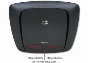 Linksys E1000 Wireless