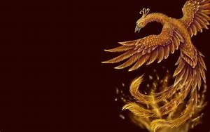 Fantasy Phoenix Wallpaper 18 Background - Hivewallpaper.com