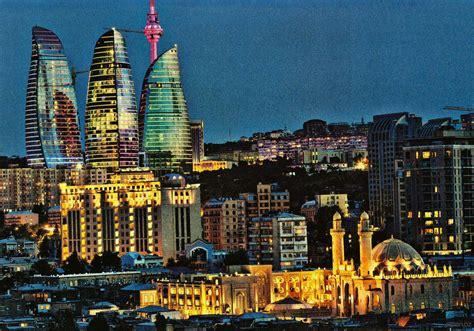 Baku is on the coast of the caspian sea on the southern tip of the absheron peninsula. 2018 UCI BMX Worlds May Go to Baku   Vestnik Kavkaza