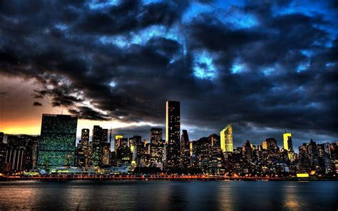 nyc  night wallpapers wallpaper cave