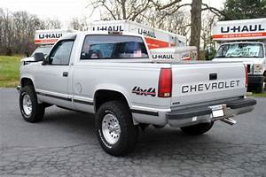 Classic 1994 Silverado Regular Cab  Short Bed 4x4   Lots