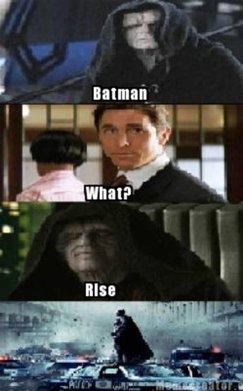 The Dark Knight Rises Meme - how the dark knight rises batman know your meme