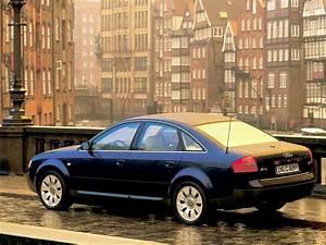 Audi A6 - 1997  1998  1999  2000  2001