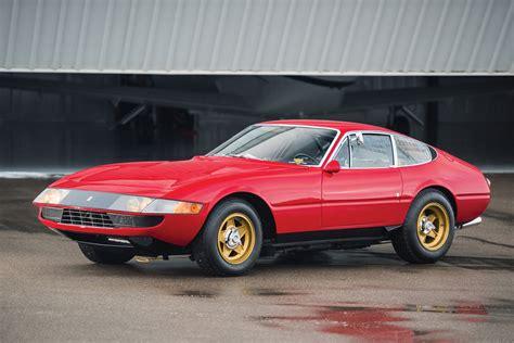 Top Ten Ferraris by 365 Gtb 4 Daytona Best Ferraris Top 10