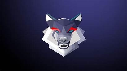 4k Wolf Wallpapers Minimalism Artist Digital Backgrounds