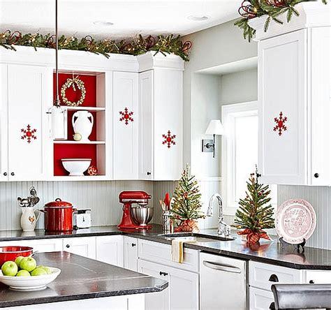 noel cuisine décorez votre cuisine pour un noël spécial bricobistro