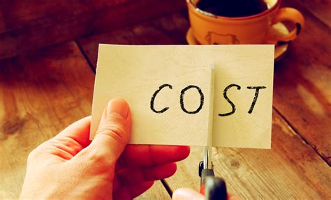 Cost control | Money Donut