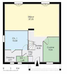 plan habille etage maison maison familiale 9 pinterest With good plan de maison a etage 1 maison familiale 9 detail du plan de maison familiale 9
