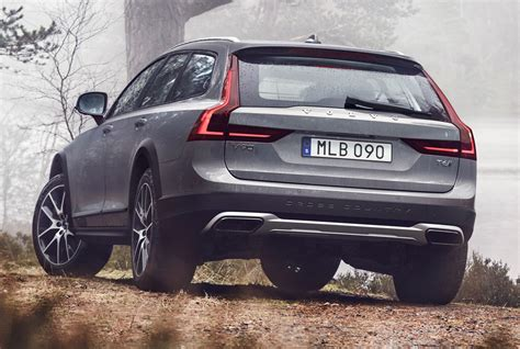 Volvo Rod by Volvo V90 Cross Country New Road Wagon Debuts