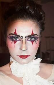 Schminken Zu Halloween : effektvolles halloween make up mit diesen pantomime schminkideen ~ Frokenaadalensverden.com Haus und Dekorationen