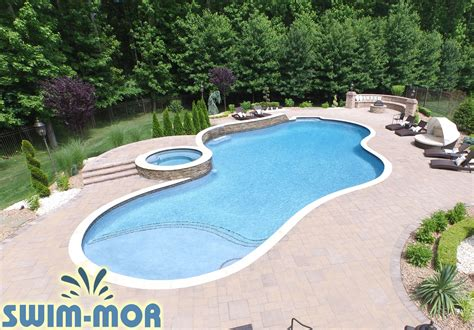 Pool Design Ideas by Free Form Pool Designs Swim Mor Pools And Spas