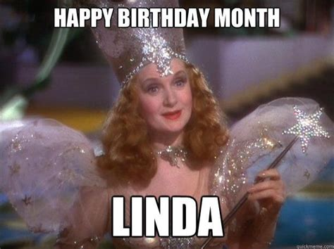 Happy Birthday Linda