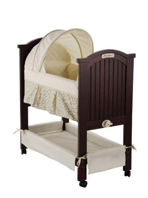 eddie bauer crib babies 411 eddie bauer rocking wood bassinets recall