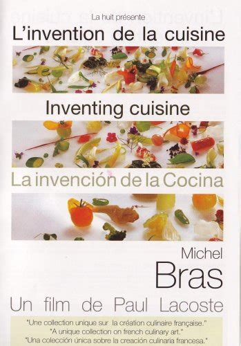 invention cuisine inventing cuisine michel bras apparel accessories