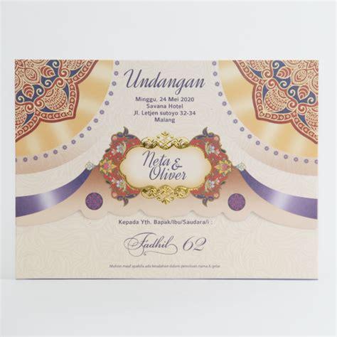 sabina pusat blanko undangan pernikahan jakarta surabaya