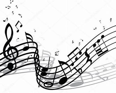 Notes Musical Clipart Musicales Notas Musicais Staff
